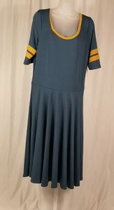 Dresses & Skirts - NEW Lula Roe Dress Size 2XL